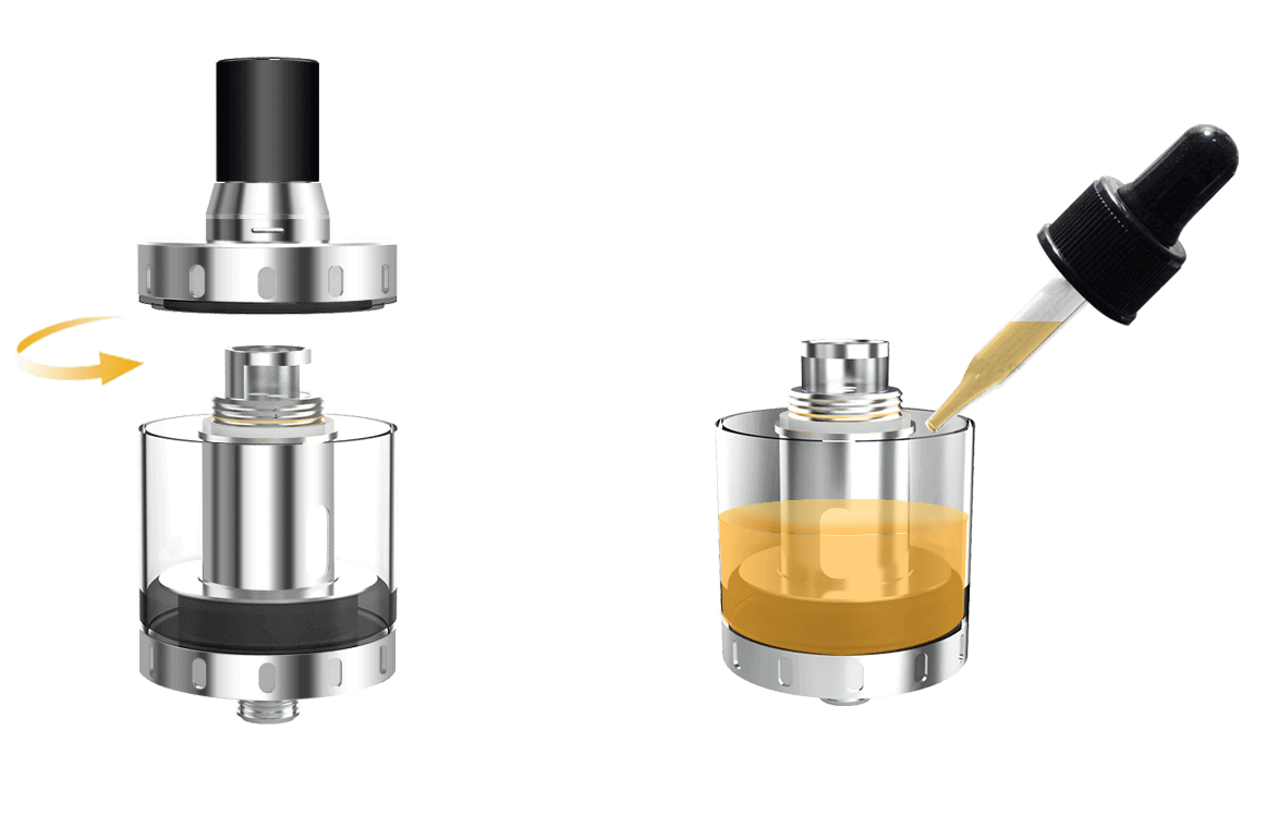 Aspire Nautilus X Top-Filling